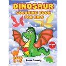 Dinosaur Coloring Book for Kids: Dinosaur Toddler Girl Boy Coloring Book Cute Dinosaur Coloring Book Baby Boy Girl First Book Dino Coloring Book Children Coloring Book Volume 1 (Hardcover)