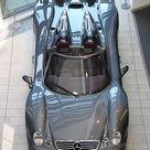 Mercedes Benz CLK GTR Roadster 2006
