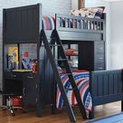Boy Bunk Beds
