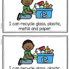 FREE earth day activities for kindergarten and first grade