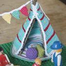 Crochet Camping In Miniature!
