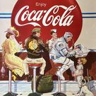 Coca-Cola Then, Now Always Print by William