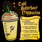 Butterbeer Frappuccino