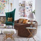 Haute House Kylee Leopard Sofa, 126