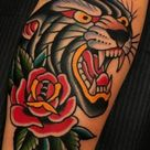 American Traditional Tattoos: History, Meanings, Artists & Designs