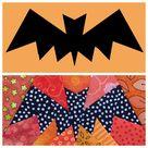 PDF Quilt Pattern -- Digital Pattern for Halloween Flag -- Part 2: The Stripes quilt