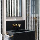 30 Eclectic Bathrooms