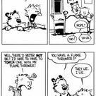 Calvin And Hobbes Comics