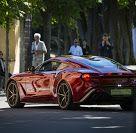 Aston Martin Vanquish Zagato Concept Combines British Engineering With Italian Flair   Carscoops