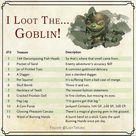 I Loot the Goblin