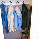 How to Organize the Entryway Closet in 30 minutes or Less - Ask Anna