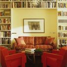 Home Library Rooms