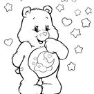 Care Bears Coloring and Activity Pages - Coloring Pages