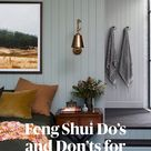 Feng Shui Do's and Don'ts for the Bedroom