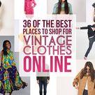 Vintage Clothes Online