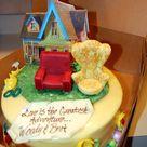 Disney Up Cake