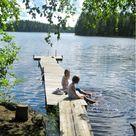 The Little Hermitage - ruralgirl:  (via Summer & Garden)