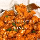 Simple and Healthy Cauliflower Wings