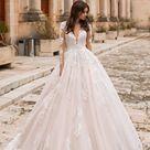 "Naviblue 2019 Wedding Dresses — ""Dolly"" Bridal Collection   Wedding Inspirasi"