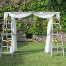 Ladder Wedding
