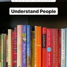 5 books to better  understand people