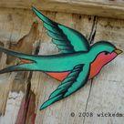 Songbird Tattoo