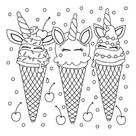 Free Printable Unicorn Colouring Pages for Kids - Buster Children's Books