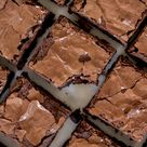 Bakery Style Brownies With no Cocoa Powder+VIDEO+TIPS - Lifestyle of a Foodie