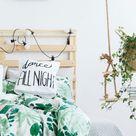 Endlich wieder Durchschlafen! 7 luftreinigende Pflanzen fürs Schlafzimmer