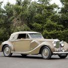 1939 Lagonda V12 Rapide Drophead Coupe