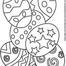 Easter Coloring Pages for Spring and Lenten Crafts
