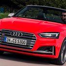 POV 2017 Audi S5 Cabriolet / Autobahn / 268 km/h / Topspeed   AUTO BILD SPORTSCARS