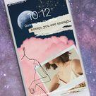 Phone Screensaver / digital card to individualize - divine feminine & female embodiment