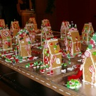 Gingerbread House Parties