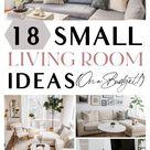 ikea living room apartment decor