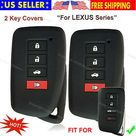 2 Dobrev Silicone Cover Entry Fob Case Skin Keyless Protector Holder Lexus Gs RX RC 350 Key ES300 350 300h IS 300 250 200t 450h NX300 NX300h