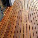 Cumaru Holz reinigen und ölen   Natural Naturfarben