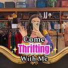 Come Thrifting with Me!