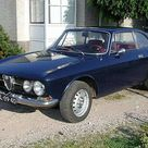 Alfa Romeo 1750 GT Veloce 1e serie Bertone  1969
