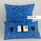 Hysterectomy pocket pillow gift set Cold/Hot pack pocket | Etsy