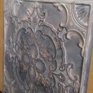 Ceiling tile Faux tin finishes aged Interior wall panel PL19   Etsy