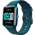Willful Smart Watch for Android Phones and iOS Phones Compatible iPhone Samsung, IP68 Swimming Waterproof Smartwatch Fitness Tracker Fitness Watch Heart Rate Monitor Smart Watches for Men Women   Green