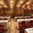 2nd Class Dining Saloon of Titanic by novtilus on DeviantArt
