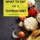 14 Day Meal Plan For Hypothyroidism And Weight Loss   Diet vs Disease