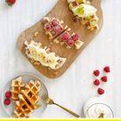 Croissant trifft Waffel: So gelingt der Foodtrend Croffle
