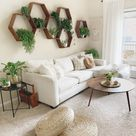 Find Out Where to Buy Every Single Thing in This Plant Filled Bohemian Living Room   Hunker