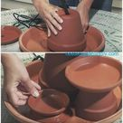 DIY Clay Pot Water Feature Instructions {Video} | The WHOot