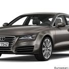 2013 Audi A7    Dakota Grey Metallic