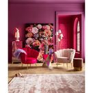 Armchair Water Lily Pink