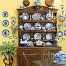 Displaying your Blue and White China